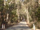 Entrance to Strathbogie